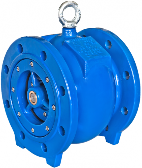 Type 4600 silent check valve
