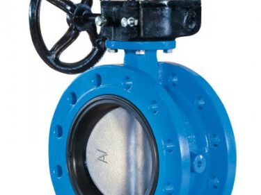 Double flanged