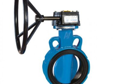 Butterfly valve wafer type 1120