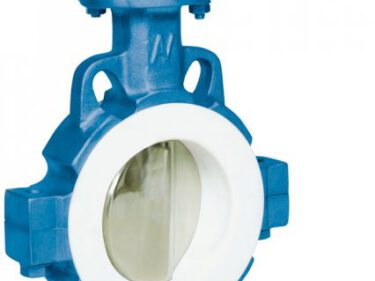 Butterfly valve wafer type 1320/1321