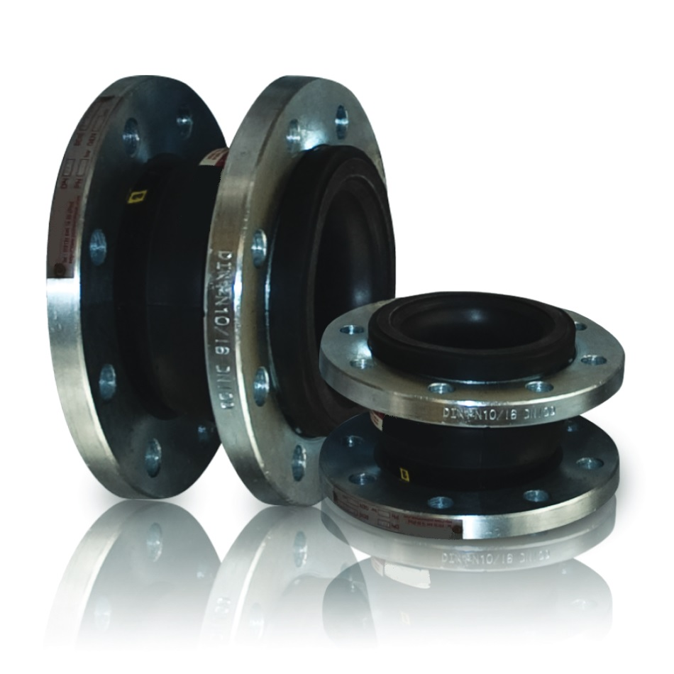 Rubber bellow expansion joints