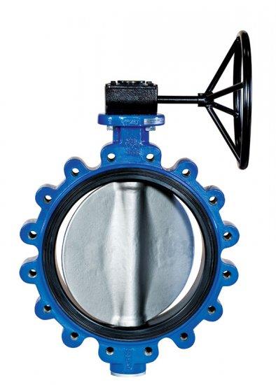 Butterfly valve lug type 1140