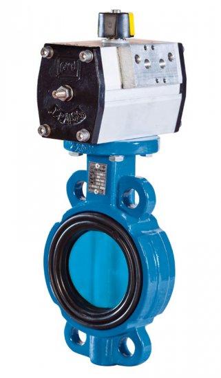 Butterfly valve wafer type 1120
