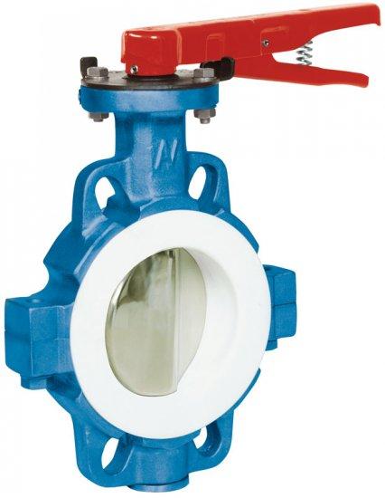 Butterfly valve wafer type 1320/1321