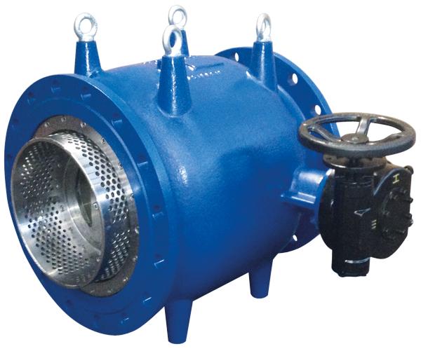 Needle or plunger valve type 6000