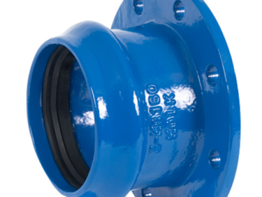 PVC/PE flange/socket