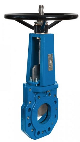 Type 7300 knife gate valve