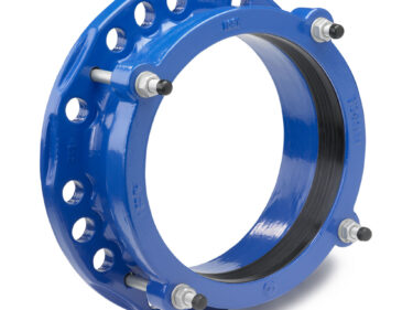 Straight SimpleFit wide range couplings and flange adaptors
